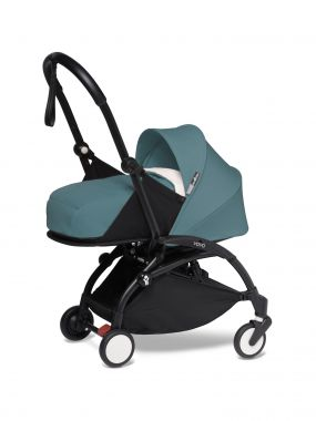 Babyzen Kinderwagen Yoyo² 2in1 Aqua Black