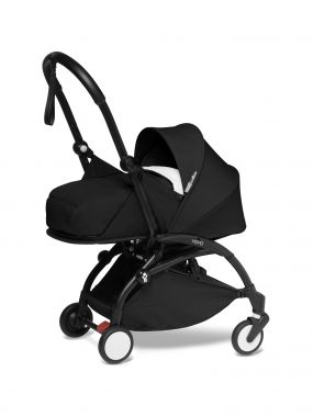 Babyzen Kinderwagen Yoyo2 2in1 Black Frame Black