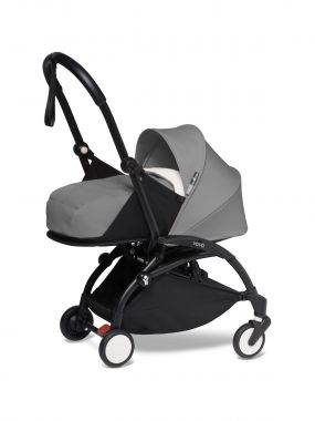 Babyzen Kinderwagen Yoyo2 2in1 Grey Black