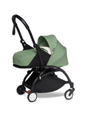 Babyzen Kinderwagen Yoyo² 2in1 Peppermint Black