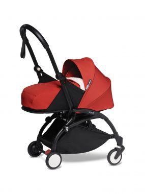 Babyzen Kinderwagen Yoyo2 2in1 Red Black