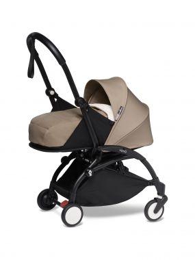Babyzen Kinderwagen Yoyo2 2in1 Taupe Black
