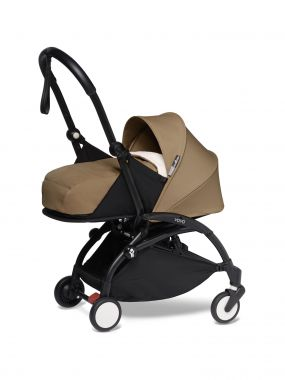 Babyzen Kinderwagen Yoyo² 2in1 Toffee Black