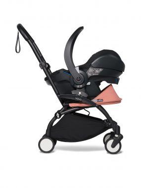 Babyzen Kinderwagen Yoyo² 3in1 Ginger Black