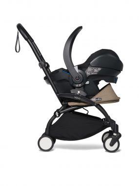 Babyzen Kinderwagen Yoyo² 3in1 Taupe Black