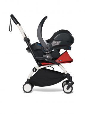 Babyzen Kinderwagen Yoyo² 3in1 Red White