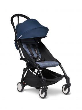 Babyzen Buggy Yoyo² Air France Blue Black