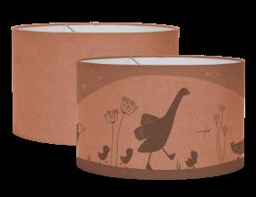 Little Dutch Hanglamp Silhouette Little Goose Rust